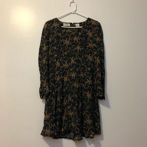 Cute flowery dress